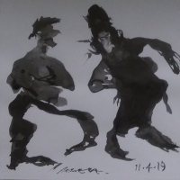 Whacky-Dancers (sold)
