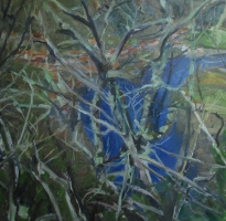 douelle-through-the-trees. available 65x60